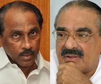 LDF activists stage dharna; demand resignation of Mani, Babu