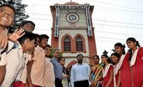 Coimbatore of old brought alive through photographs, heritage walk