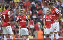 Arsenal in CL group stage for 17th successive season post Besiktas win