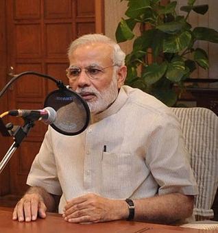 Nation's going digital, let's promote BHIM app: PM @ Mann ki Baat