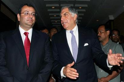 Agreed to perform chairman's role for stability: Tata