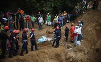 Death Toll in Guatemala Landslide Hits 131: Official