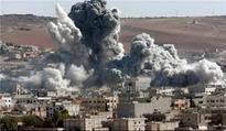 Syria: 35 civillians killed in US-led airstrikes