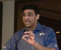 Anand looks forward to re-match against Carlsen