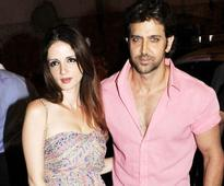 Hrithik Roshan says Rs 400 crore alimony news is wrong