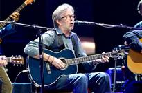 Eric Clapton wants to tour India