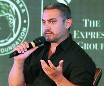 An awards function that broke the mould with Aamir Khan's comments