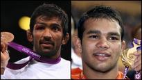 London Olympic medallist Yogeshwar Dutt backs Narsingh Yadav on Twitter