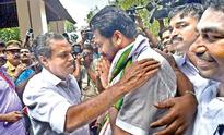 K S Sabarinathan owes victory to dad, UDF