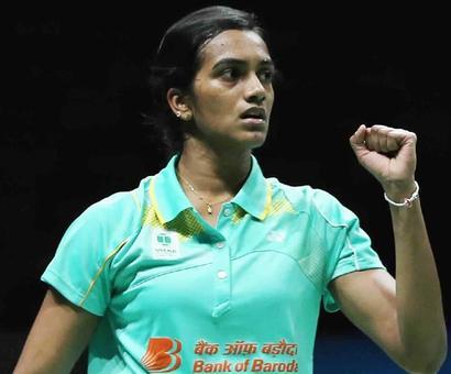 Sindhu enters semis of Hong Kong Open
