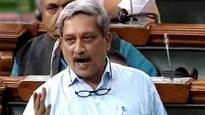 VVIP chopper scam: There is proof of mala fide intent, says Parrikar on AgustaWestland deal