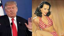 Ex-Playboy model Karen McDougal says she 'was in love' with Donald Trump