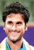 Myneni makes it to main draw