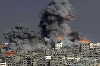 Gaza death toll rises to over 1,270 on day 23 of Israeli assault