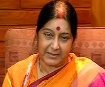 Sushma Swaraj leaves for Dhaka to review bilateral relations at India-Bangladesh joint meeting