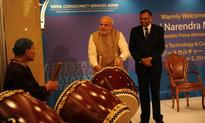 Watch PM Modi Strike a Chord in Japan with Flute, Drums