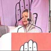 Sonia, Rahul to address rallies in Gujarat