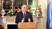 Defeated nationalist leader says Scots 'tricked' out of independence