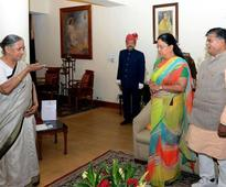 Vasundhara to be sworn in on Friday