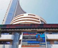 Sensex below 29,300; financials crack