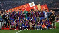 Lionel Messi magic inspires Barcelona to retain Copa del Rey
