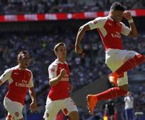Community Shield: Alex Oxlade-Chamberlain Ends Arsene Wenger's Jose Mourinho Jinx