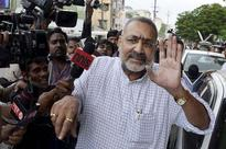 Giriraj Singh Denies Reports About Meeting PM and Crying