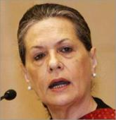 Strong message sent to Pak on terror: Sonia Gandhi