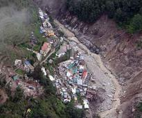 Centre sanctions Rs 7,346 crore for flood-hit Uttrakhand