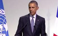 Barack Obama Urges World to 'Rise to The Moment' at Climate Summit