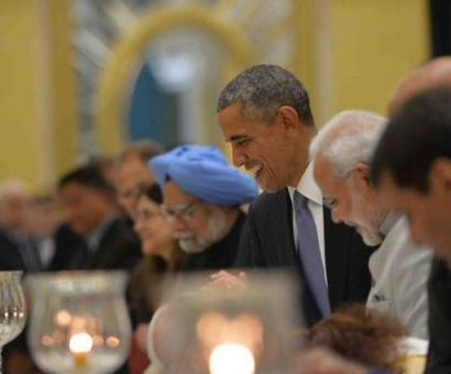 What Sonia, Obama spoke about at their meet