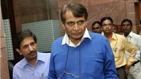 Why should 'over-burdened' Railways pay dividend, asks Suresh Prabhu