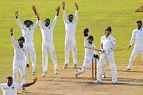 South Africa win series after second Test drawn