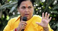 Uma Bharti complains of chest pain admitted to AIIMS, stable