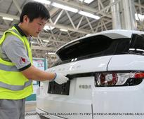 3 Jaguar Land Rover models to be produced in China by 2016
