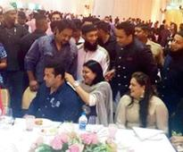 Baba's iftar party not picture perfect
