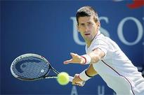 Novak Djokovic breezes into third round