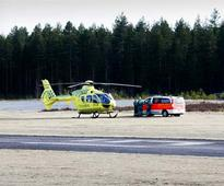 Eight killed as skydivers' plane crashes in Finland