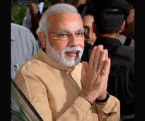 PM launches 7 schemes worth Rs 5,000 cr in his constituency