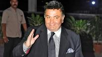 Didn't raise Gandhi asset naming issue to get favour from Modi govt: Rishi Kapoor