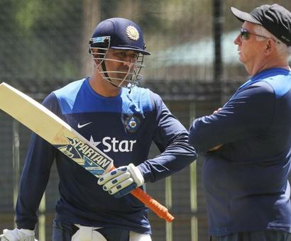 India's new vintage nearly ready, says Dhoni