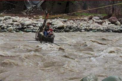 Kashmir receives fresh rainfall; Army beings rescue operations