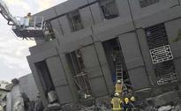 3 Dead After 6.4 Magnitude Earthquake In Taiwan Topples Buildings