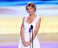 I don't know if I'll have kids someday: Taylor Swift