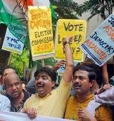 Counting of votes put off in Bengal