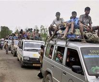 Assam violence Forces launch massive ops against Bodo militants