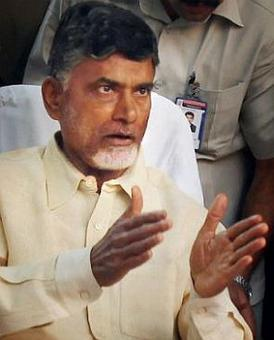 Alliance on rocky ground, Naidu seeks Modi's intervention