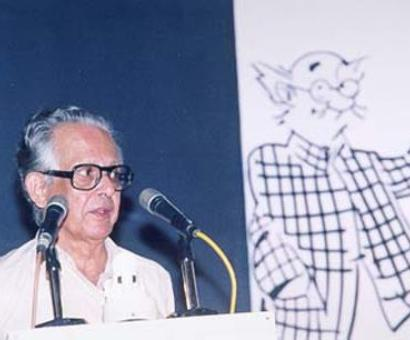 REWIND: 'Our politics is so sad, if I hadn't been a cartoonist, I'd have committed suicide'