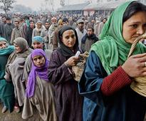 Overall polling percentage in J&K as historic and unprecedented, says EC