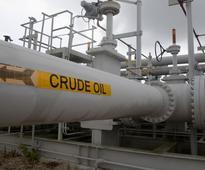 Oil prices climb